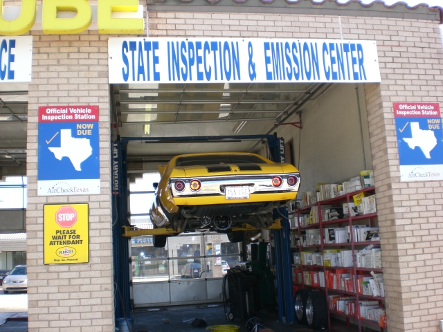 Kwik Kar Lube And Auto Repair State Inspection