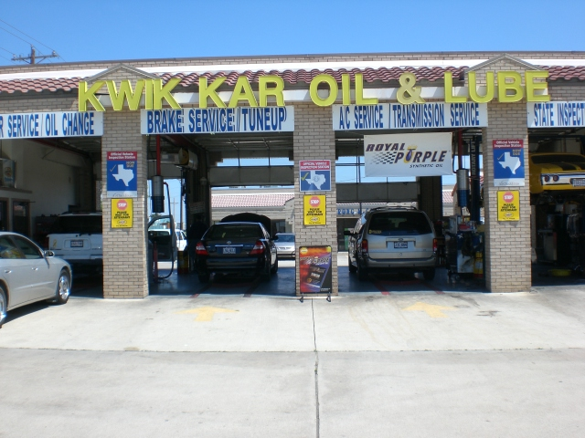 Kwik Kar Lube >> Kwik Kar Lube and Auto Repair - Oil Change